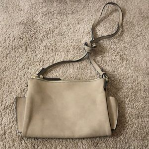 Handbags - Tan crossbody bag